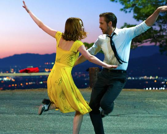 Why we should all live in La La Land